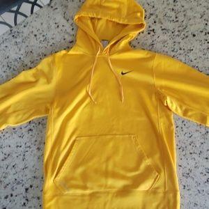 Nike Hoodie (Yellow)